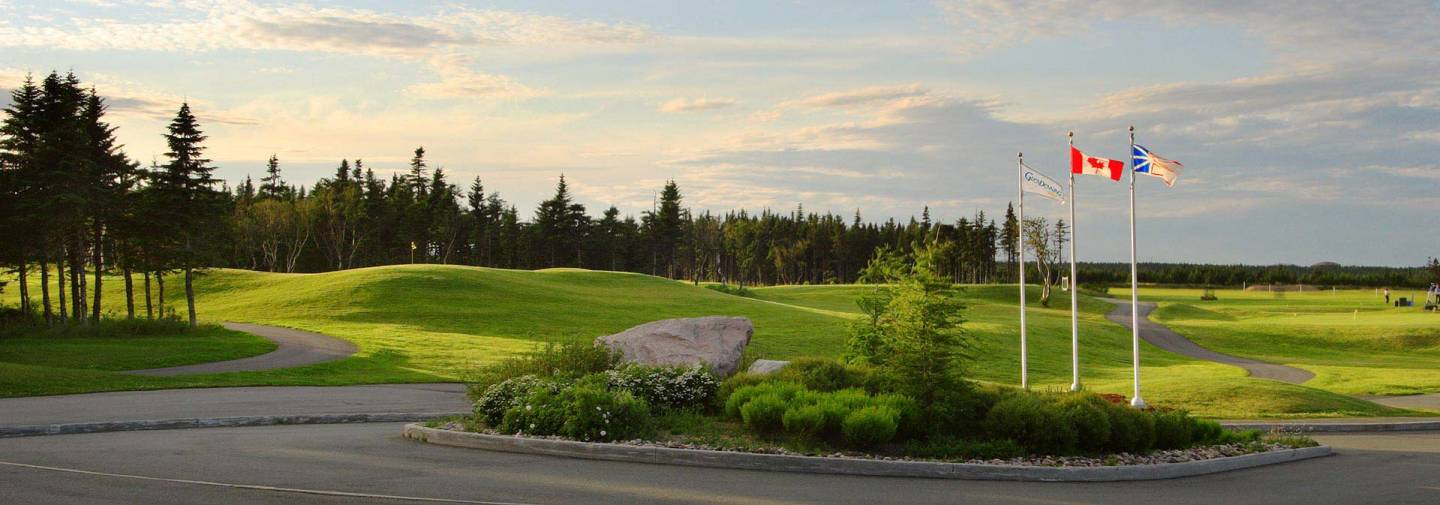 18-hole Newfoundland Golf Course